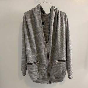 Wilfred Free Baggy Zip Sweater